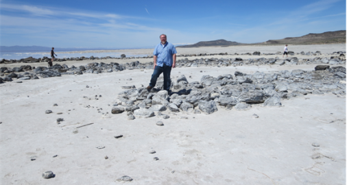 Spiral Jetty Salt Lake